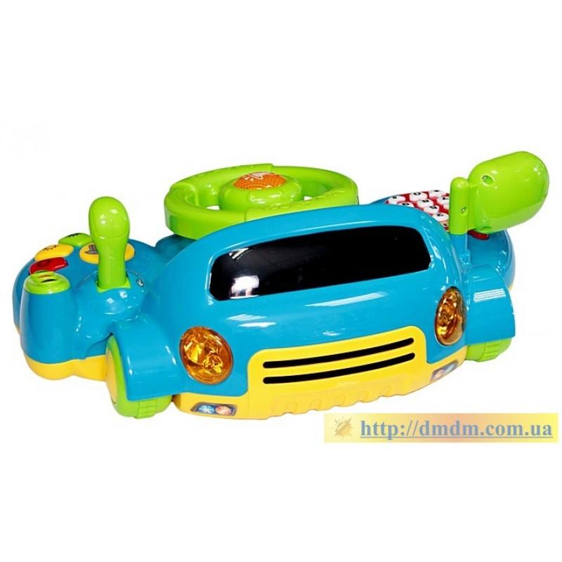 "Музыкальная игрушка ""Я тоже рулю"" (Play Smart 7318)"