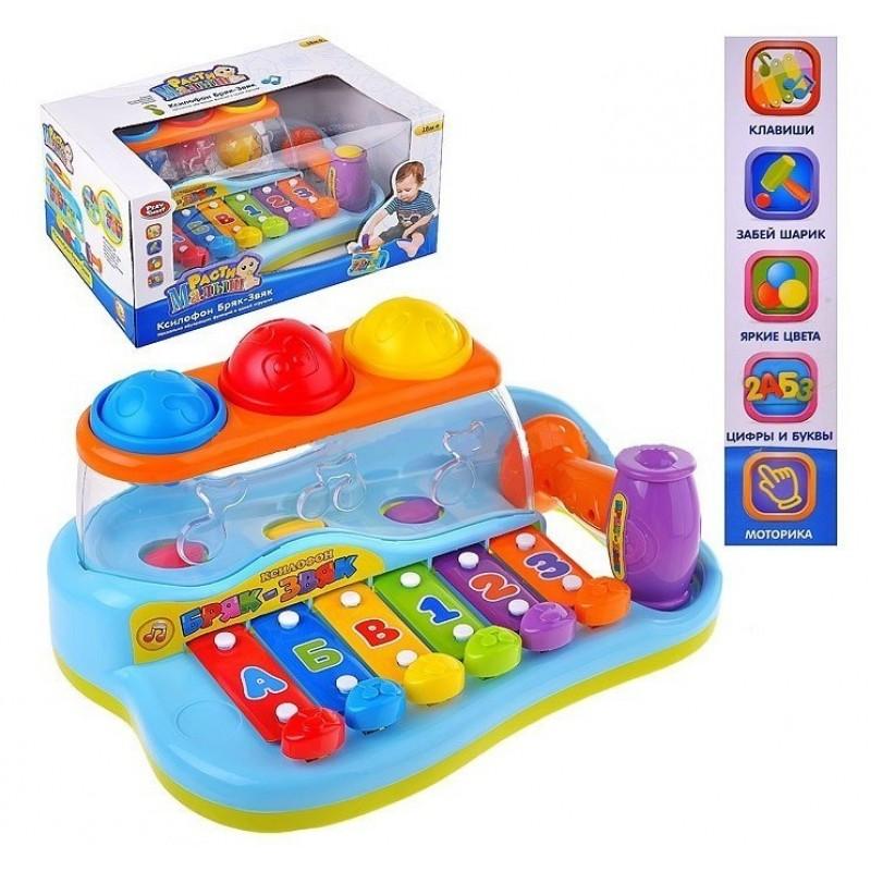 Ксилофон Бряк - Звяк (Play Smart 9199)