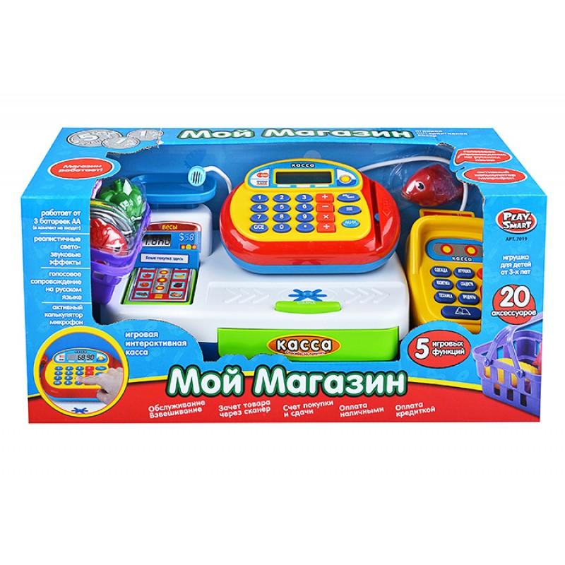 """Игровой набор """"Мой магазин"""" (Limo Toy 7019)"""