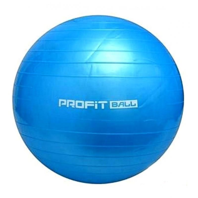 Мяч для фитнеса - фитбол 75 см (Profitball M0277)
