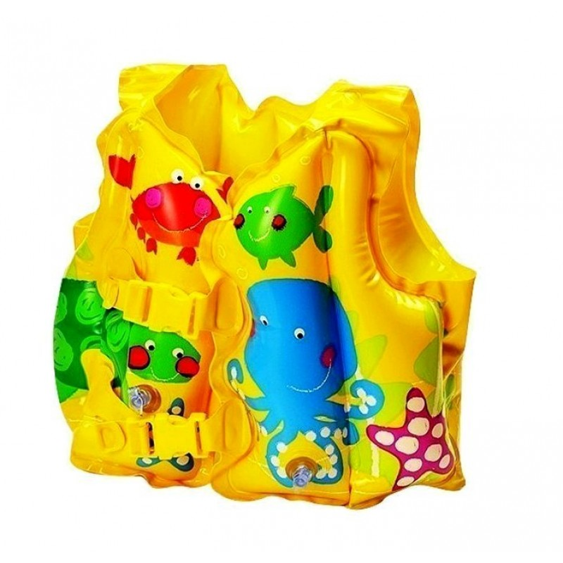 """Детский надувной жилет """"Рыбка"""" (Intex 59661)"""