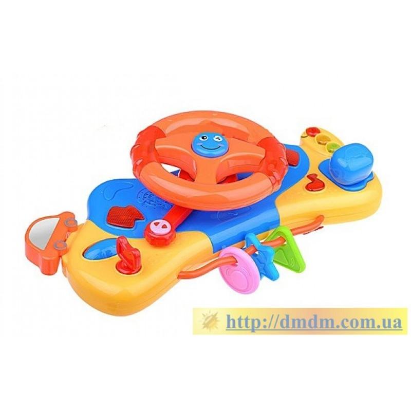 Музыкальная игрушка - Кроха Руль (Play Smart 7324)