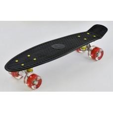 Скейт Penny Board, Черный (Best Board 0990)