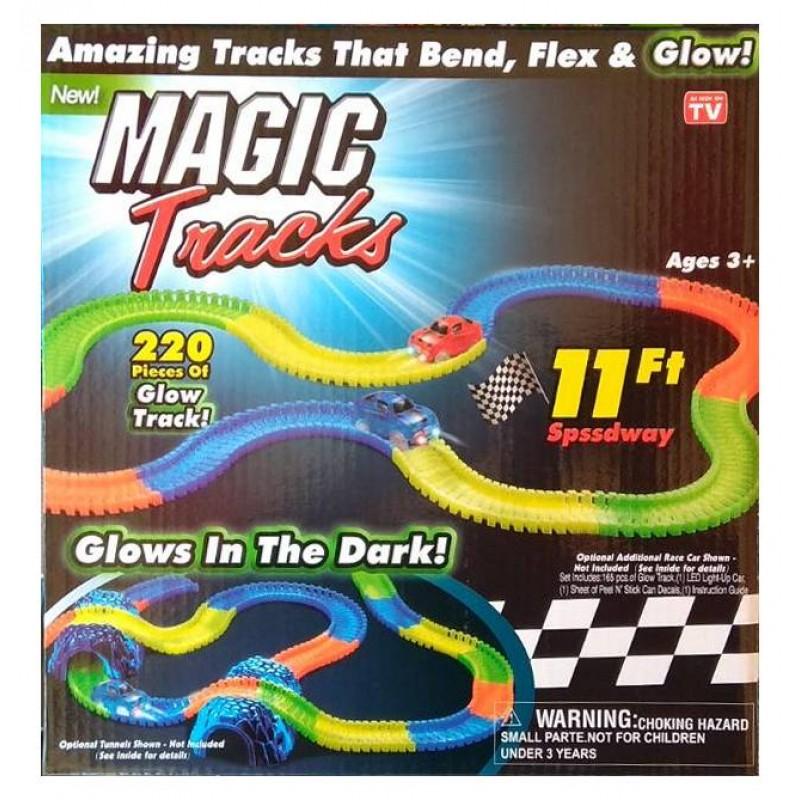 Гоночный трек Magic Tracks, 220 дет. (арт. D220)