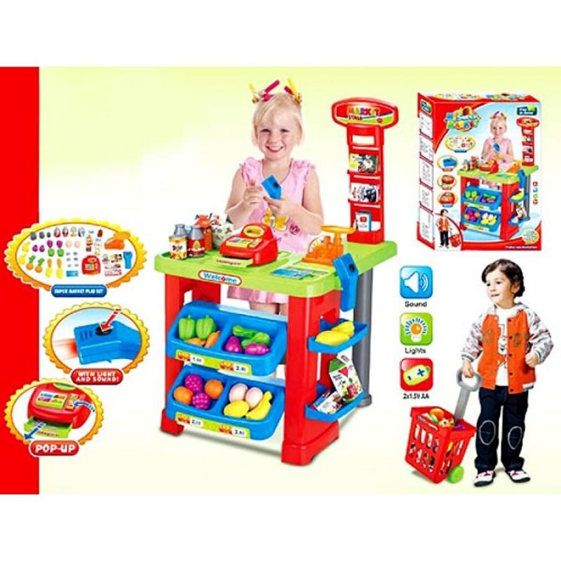 Игровой набор - Магазин (арт. 661-80)