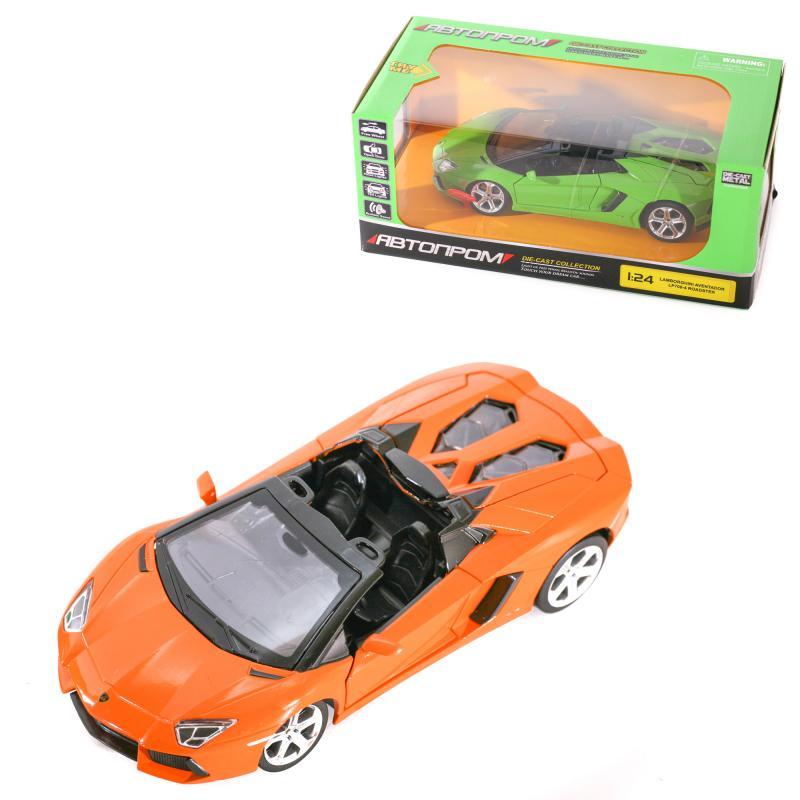 Автомодель 1:24 Lamborghini (Автопром 68274A)