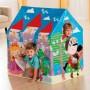 Детский домик-палатка - Замок (Intex 45642)