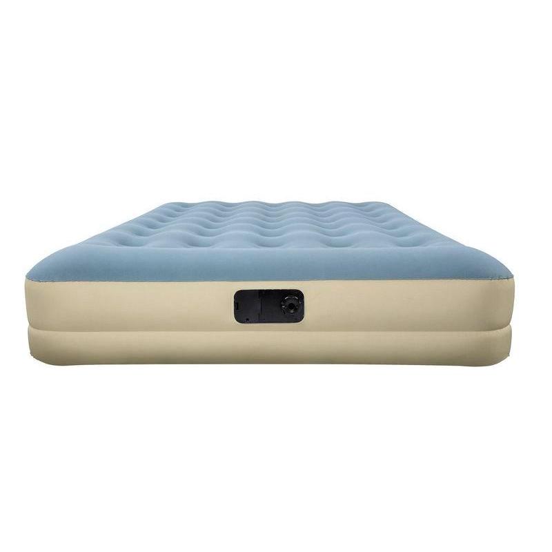 Надувная кровать со встроенным электронасосом (Bestway 69003)