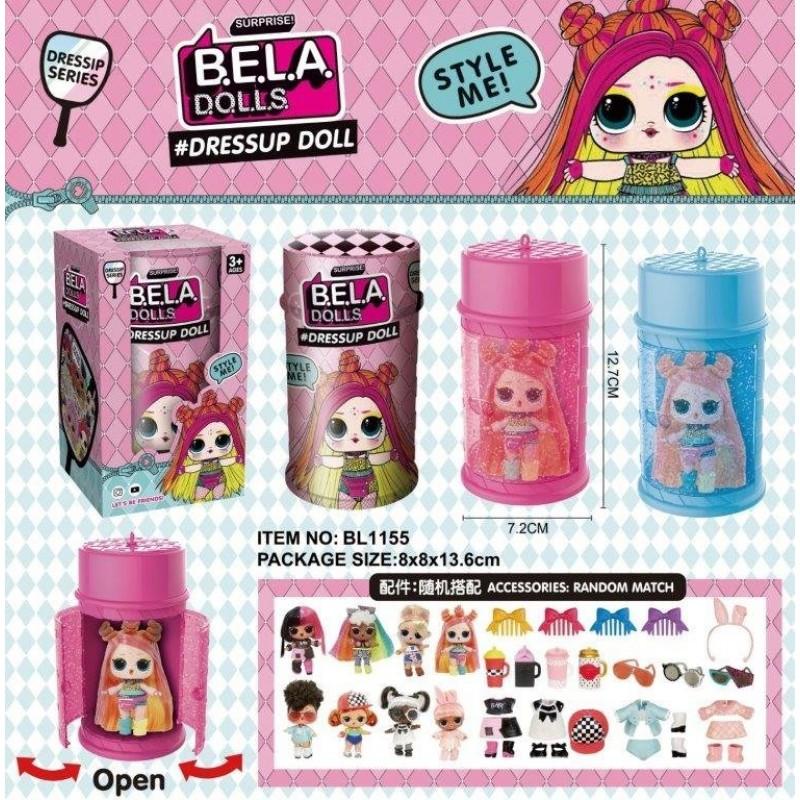 L.O.L. Surprise - Bela Dolls, ЛОЛ 5 серия 2 волна - Аналог (арт. BL1155)
