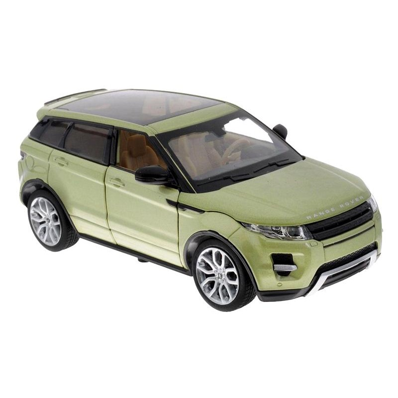 Автомодель 1:24 Range Rover Evoque (Автопром 68244A)