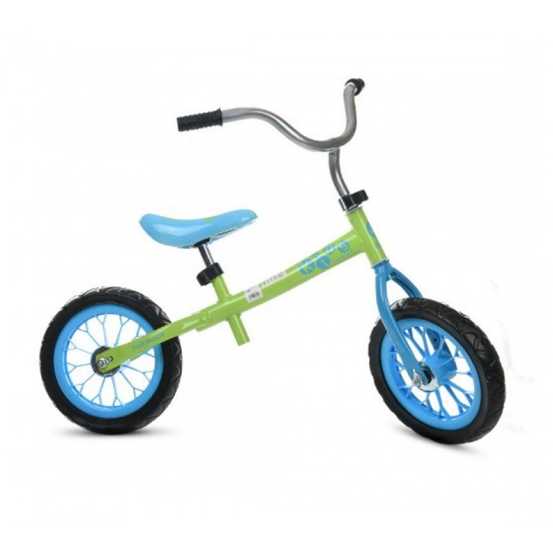Беговел Profi Kids, Зеленый, 12 дюйм. (арт. M3255-4)