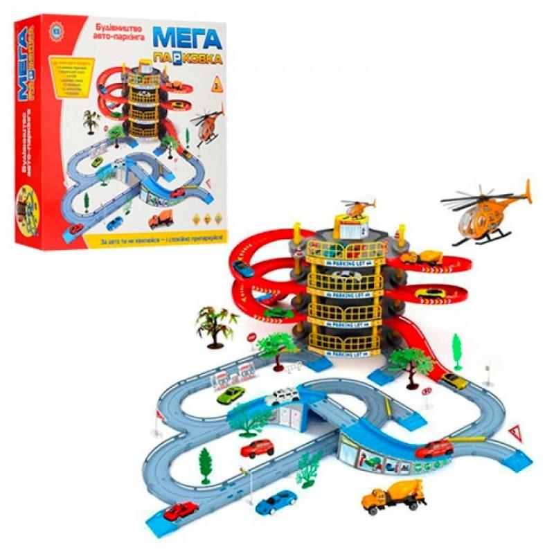 "Игровой набор Гараж ""Мега Парковка"" (Jia Yu Toy 922-10)"