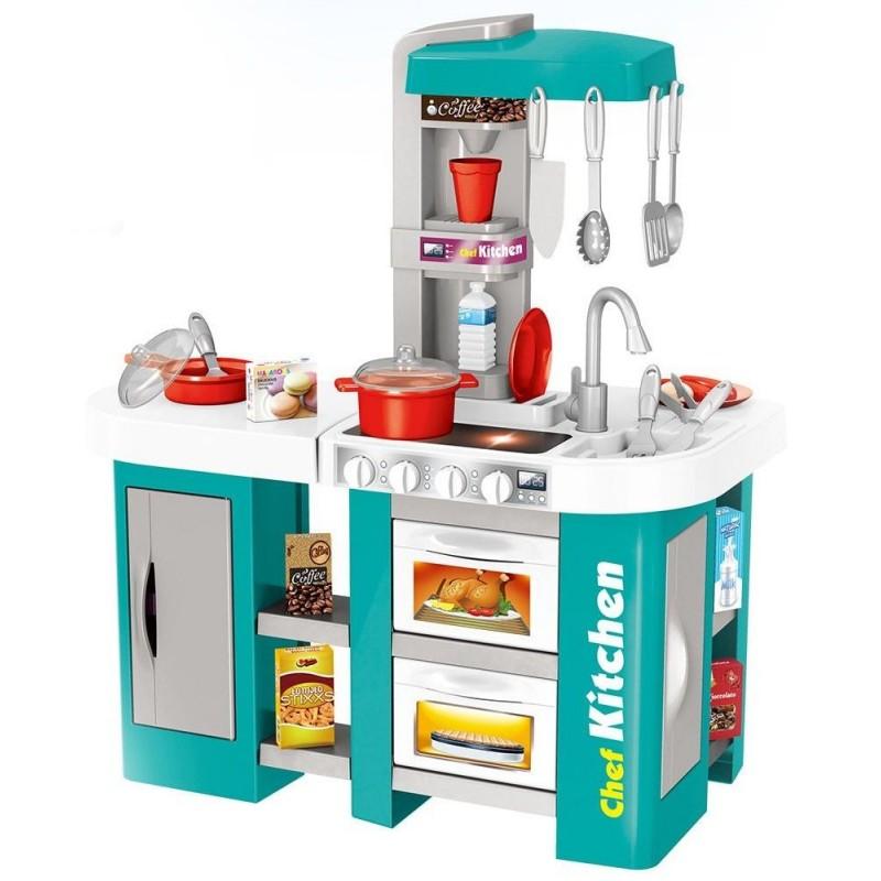 Детская игровая кухня Kitchen Chef с водой (арт. 922-46)