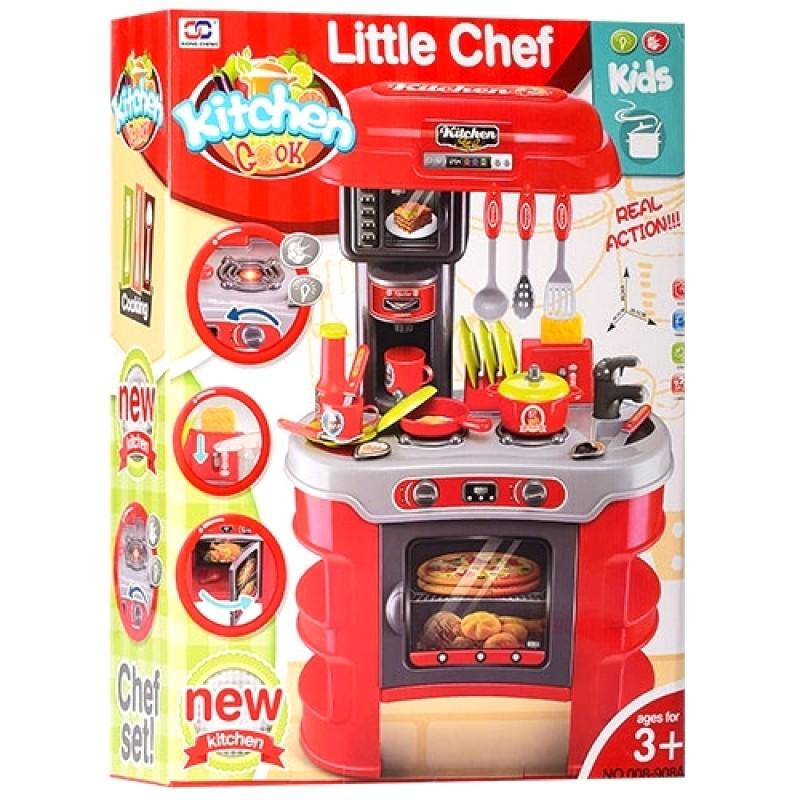 """Игровой набор - """"Кухня - Little Chef"""" (арт. 008-908A)"""