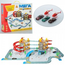 "Игровой набор Гараж ""Мега Парковка"" (Jia Yu Toy 922-12)"