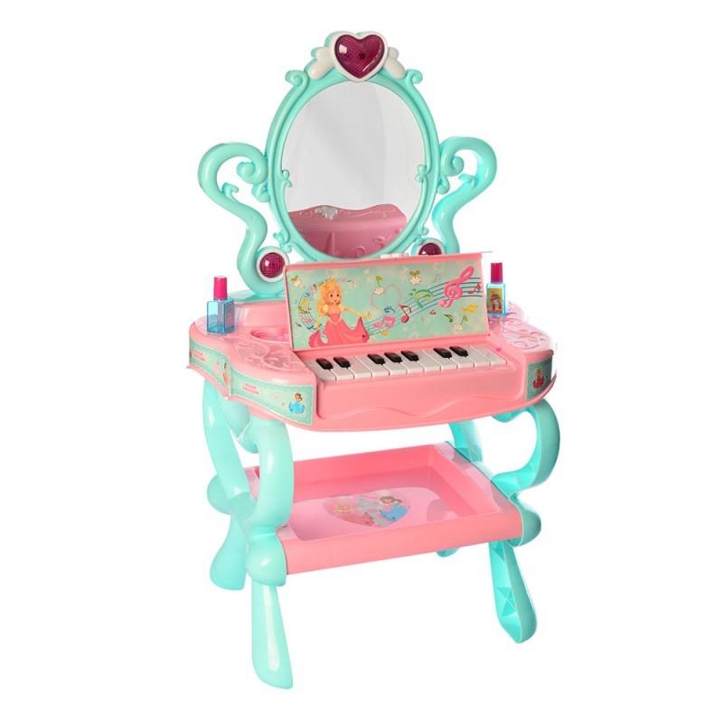 Детское трюмо с пианино (арт. 3315)
