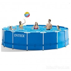 Каркасный круглый бассейн, 457 см (Intex 28242)