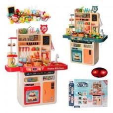 Детская игровая кухня Home Kitchen 92 см с водой и паром (арт. WD-R39-P39)