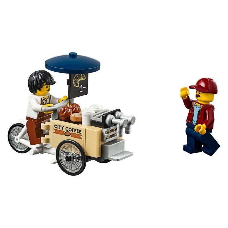 Конструктор - Открытие магазина по продаже пончиков (арт. 11392)