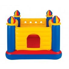 Надувной игровой центр - батут Замок (Intex 48259)