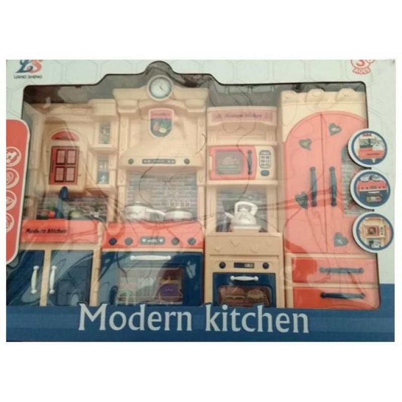 Набор мебели для кукол Барби - Кухня (арт. LS324-31-21)