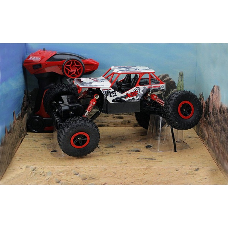 Джип Rock Crawler на р/у, 1:18 (арт. 0980)