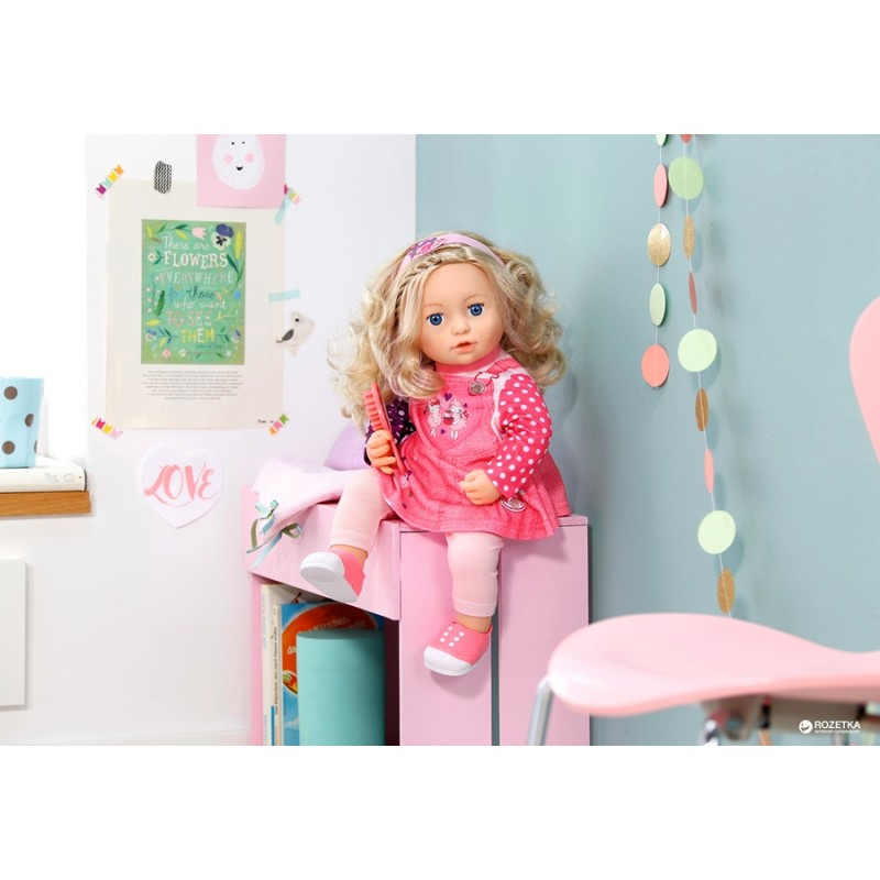 Кукла Baby Annabell - Красавица София (Zapf Creation 700648)