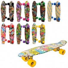 Скейт Penny Board (арт. MS0748-4)