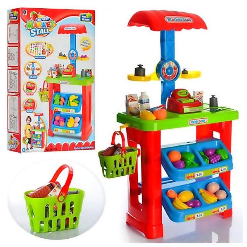 Игровой набор - Магазин (арт. 661-79)