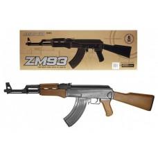 Автомат игрушечный АК-47, металл/пластик (CYMA ZM93)
