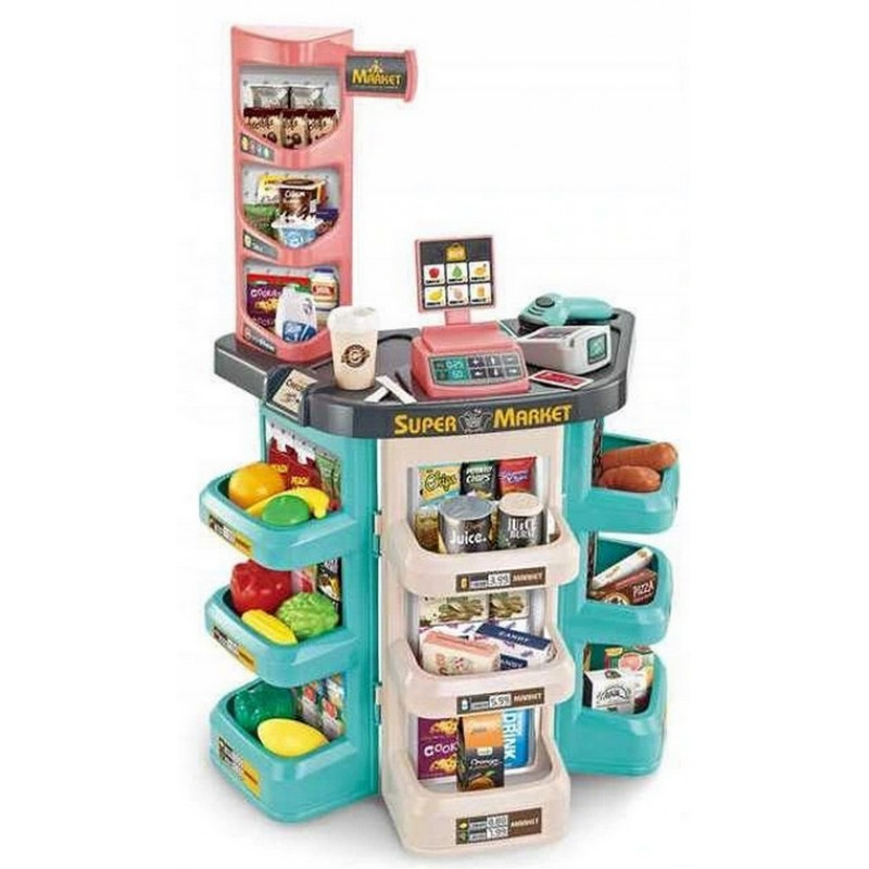 Игровой набор Супермаркет (арт. 668-86)