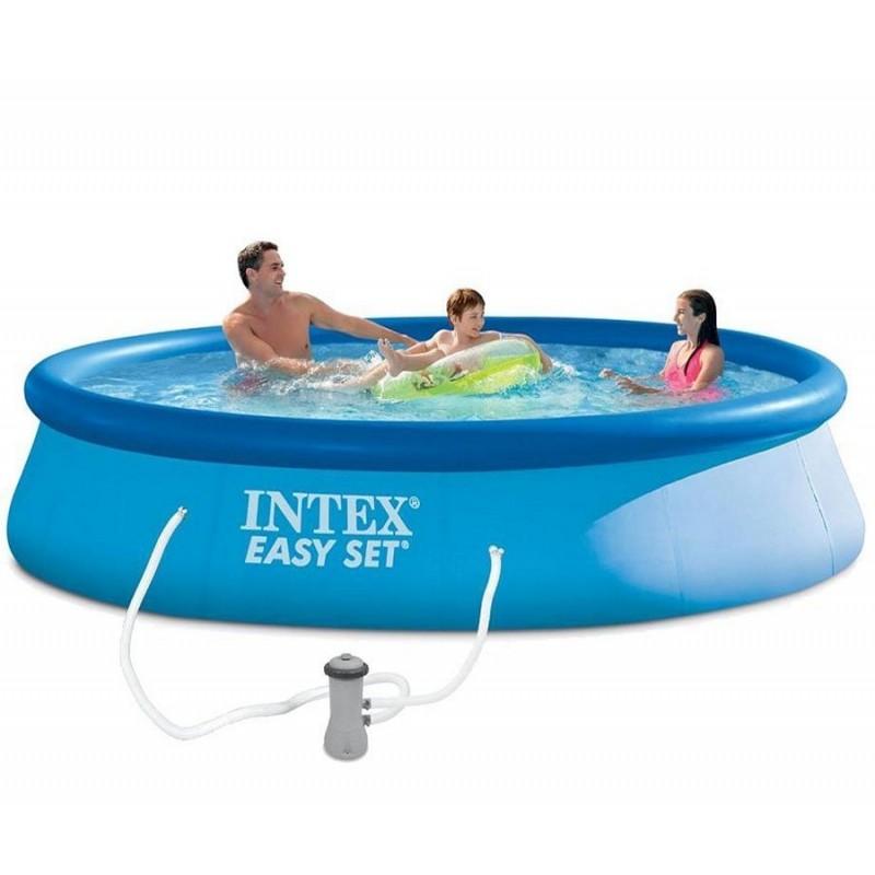 Надувной бассейн Семейный - Easy Set (Intex 28142)