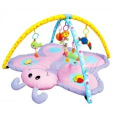 "Развивающий гимнастический коврик ""Бабочка"" (Bambi 898-11B)"