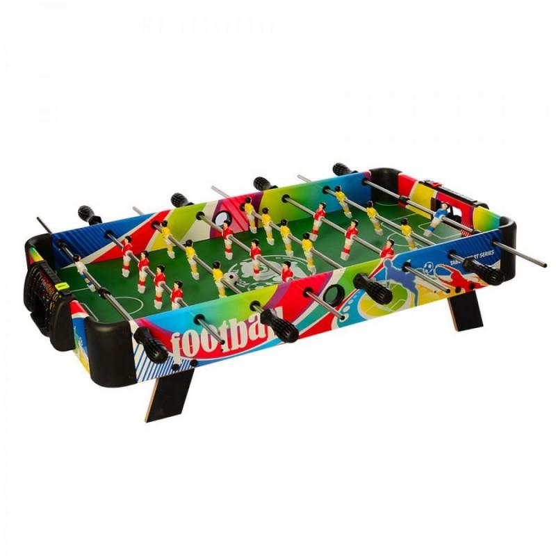 Настольная игра 4в1 - футбол, хоккей, теннис, бильярд (арт. C6008-4)