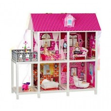 Двухэтажный Домик для кукол Барби - Bettina с набором (арт. 66884)