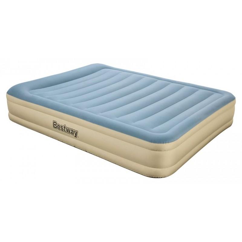 Надувная кровать со встроенным электронасосом (Bestway 69007)
