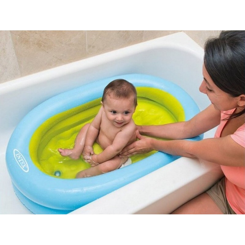 Детский надувной бассейн (Intex 48421)