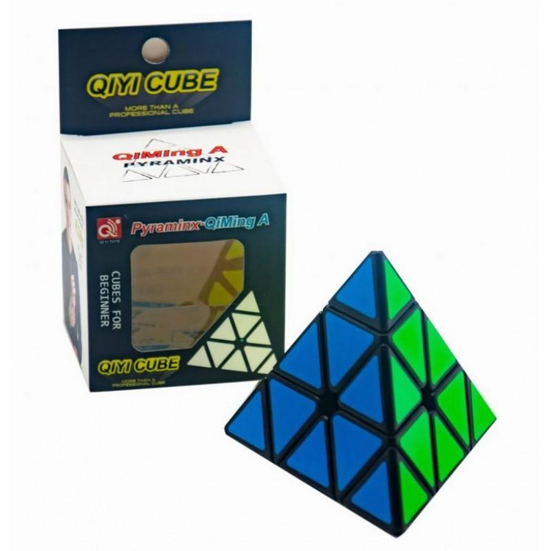 Головоломка Пирамида Мефферта - вариант Кубика Рубика (QIYI Cube EQY512)