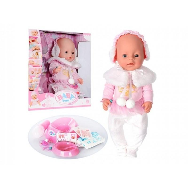 Пупс Baby Born, аналог (арт. BL010A)
