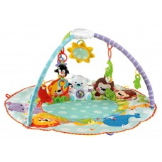 Детский развивающий коврик - Умный малыш (Joy Toy 7182)