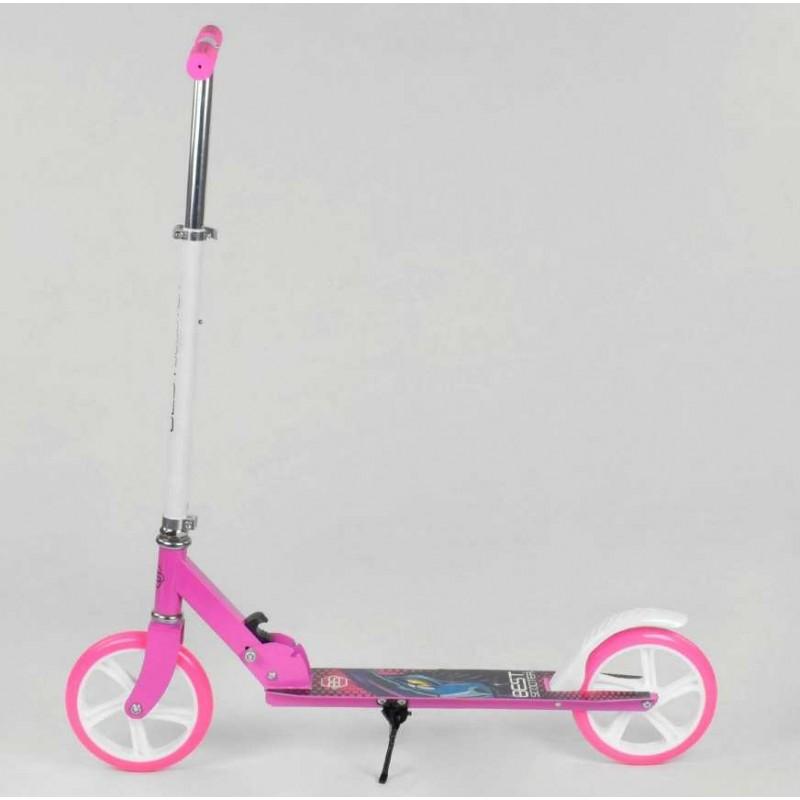 Двухколесный самокат, Розовый (Best Scooter 54701)