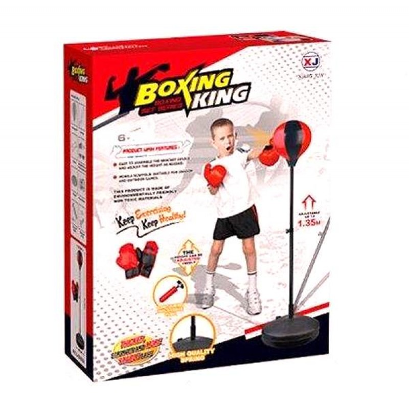 Боксерский набор BOXING KING (арт. XJ-E 00829A)