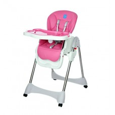 Стульчик для кормления, Розовый (Bambi M3216-2-8)