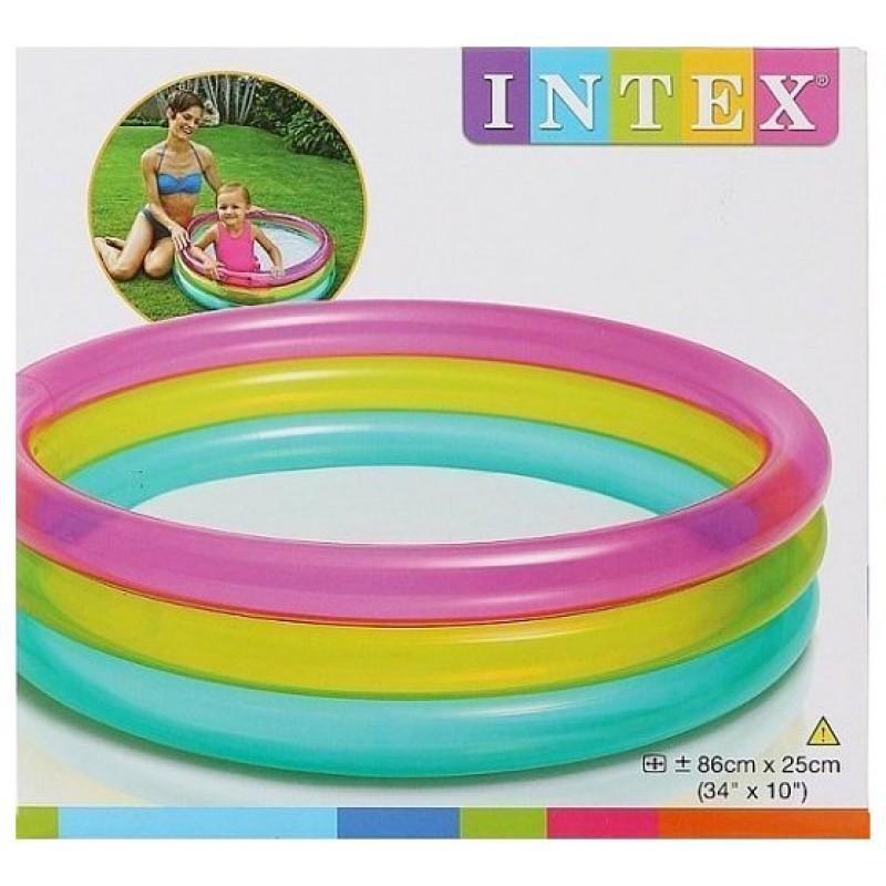 Детский надувной бассейн (Intex 57104)