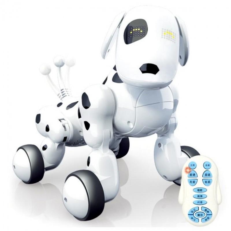 Интерактивная Собака - Робот Smart Pet на р/у (HappyCow 619)