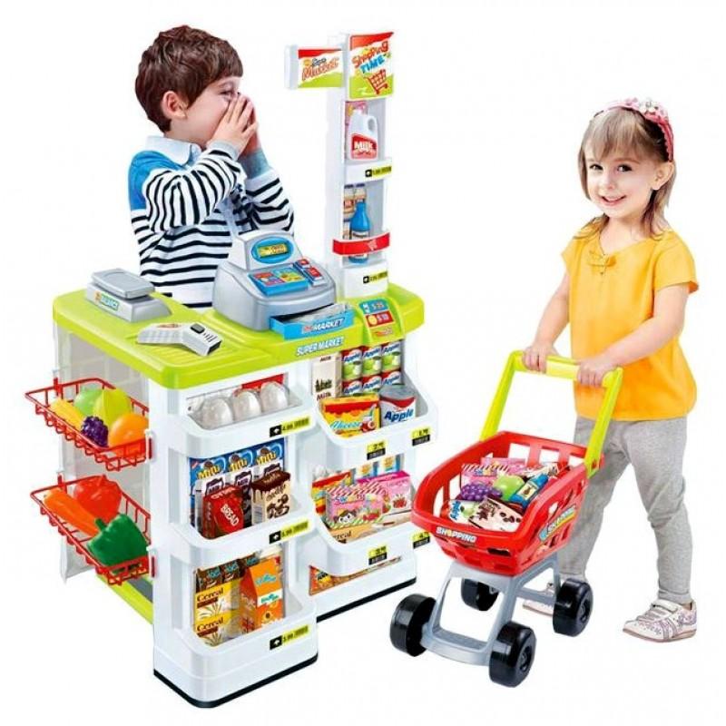 Игровой набор Супермаркет (арт. 668-01-03)
