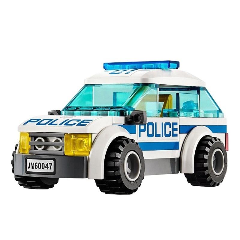 Конструктор - Полицейская станция (арт. 10424)