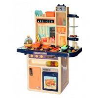 Детская игровая кухня Modern Kitchen 94 см с водой и паром (арт. 889-161)