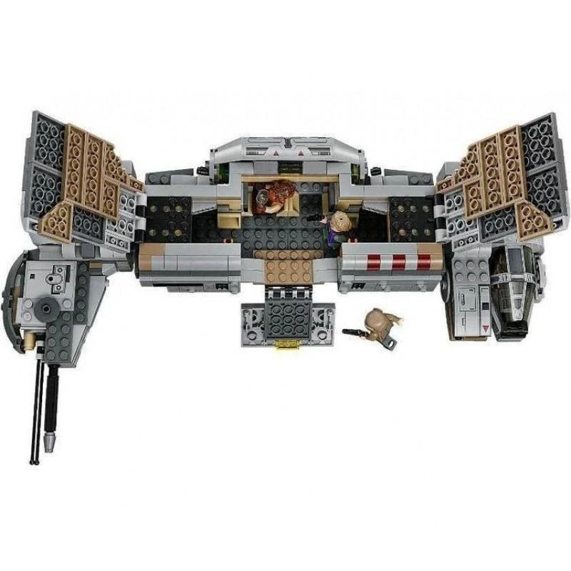 Конструктор Звездные Войны - Военный транспорт Сопротивления (арт. 10577)