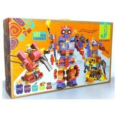Конструктор Робот Трансформер 5в1 (JIXIN 2212A)